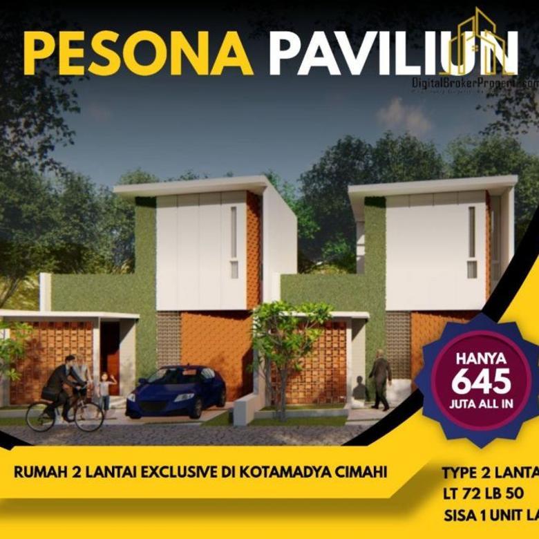 rumah dii PESONA PAVILIUN KOTA CIMAHI | PURWATI