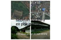 Tanah dan Bangunan Pabrik Cikande - Tangerang
