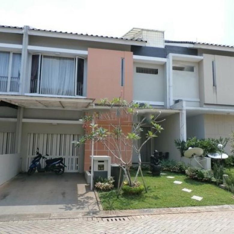 Dijual Rumah Bagus Nyaman di Kebayorab Village Bintaro Tangerang Selatan