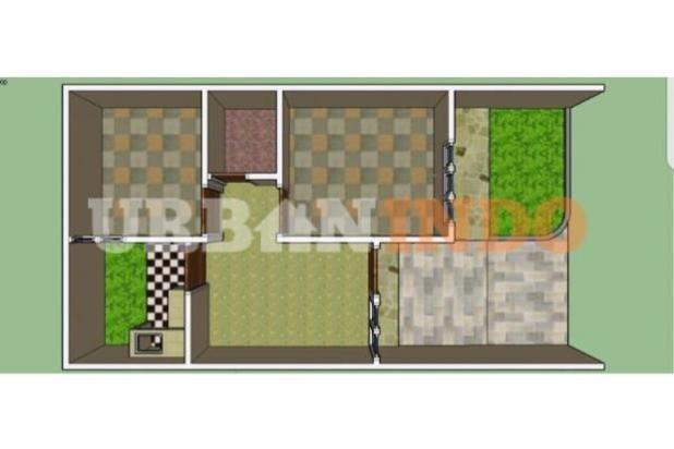 Rumah Baru dijiual Murah dalam cluster di Cinere Delima Townhouse, Cinere 16354976
