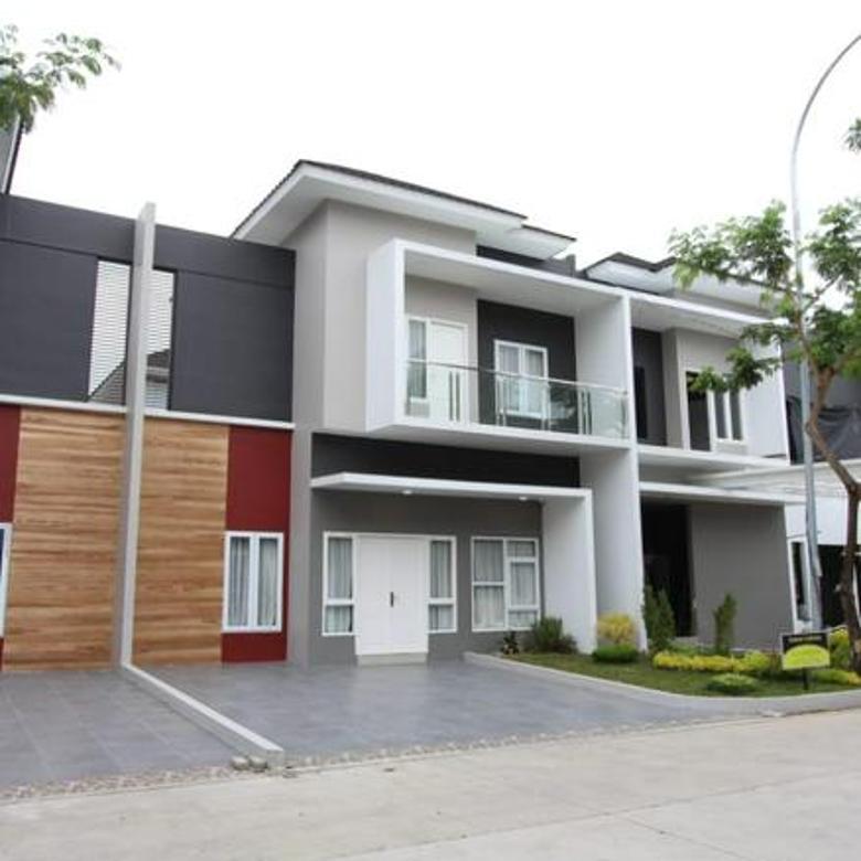 Dijual Rumah di Menteng Indah Medan