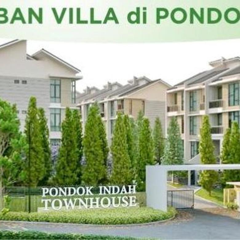 Pondok Indah Townhouse rumah asri plus lift by Pondok Indah