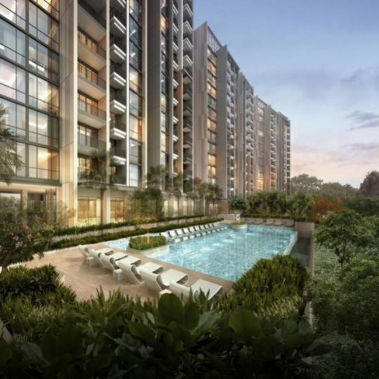 Marigold Tower 5 apartemen termewah di jantung BSD City