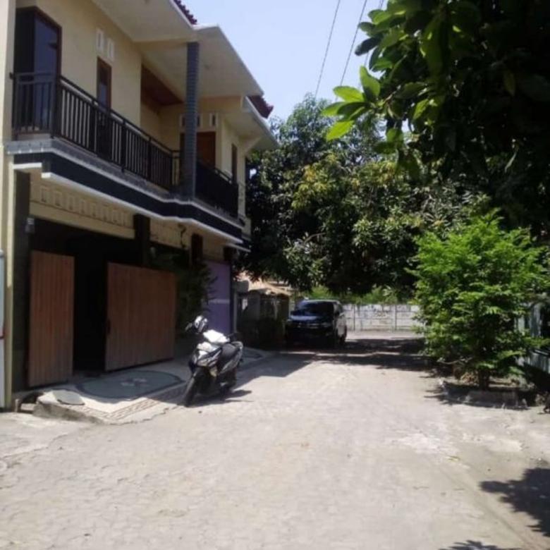 Rumah lantai 2 dekat Jalan panjitilar Mataram