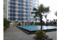 Dijual cepat apartement 2BR Capitol Park Salemba, Jakarta