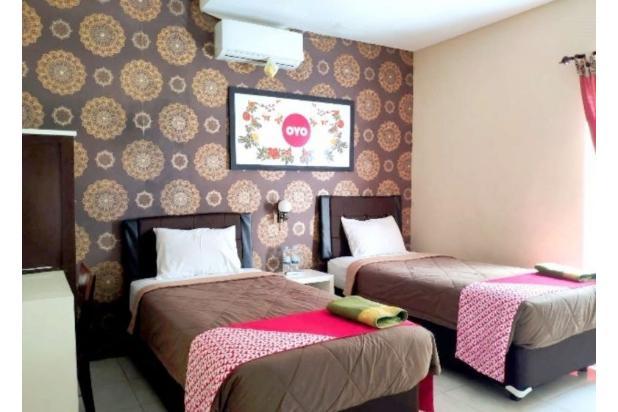 Rp7,5mily Hotel Dijual