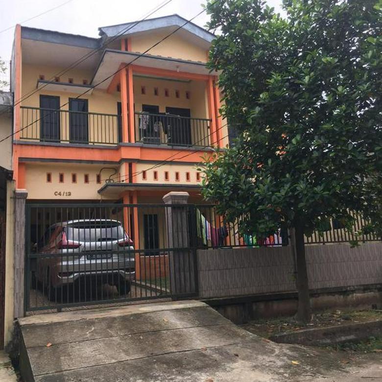 Rumah besar 2 lantai di duren villa ciledug kode tg 629