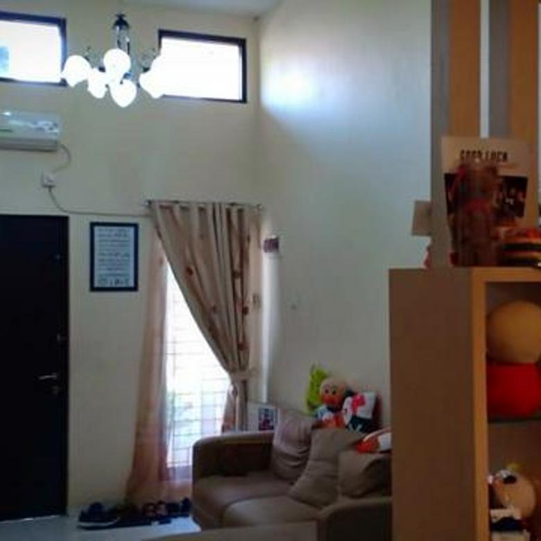 Rumah Cantik Renovasi di Cluster Acacia Harapan Mulya Regency Bekasi