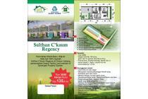 Rumah Murah Baru skema 100% Syariah di Cikaum Subang