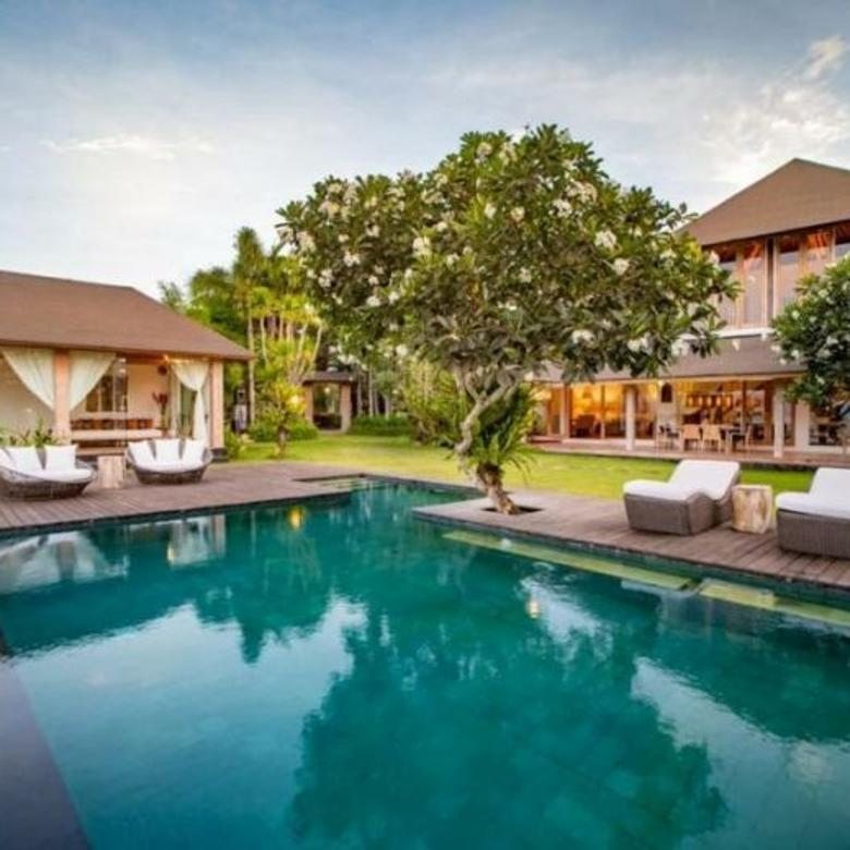 Dijual Villa Mewah W Stunning Ocean View Di Uluwatu Bali