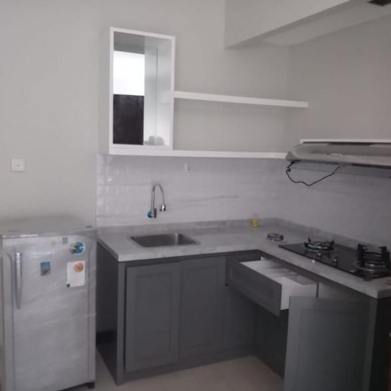 Apartment 2 BR FF di Mediterania Garden Residence 1