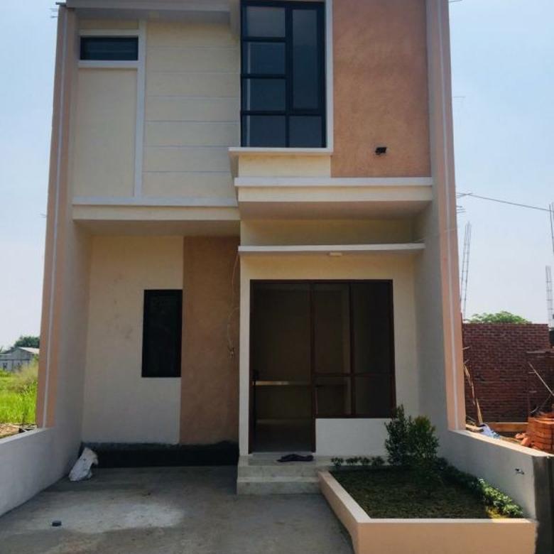 Rumah KPR Dekat Umpam 2Lantai Murah