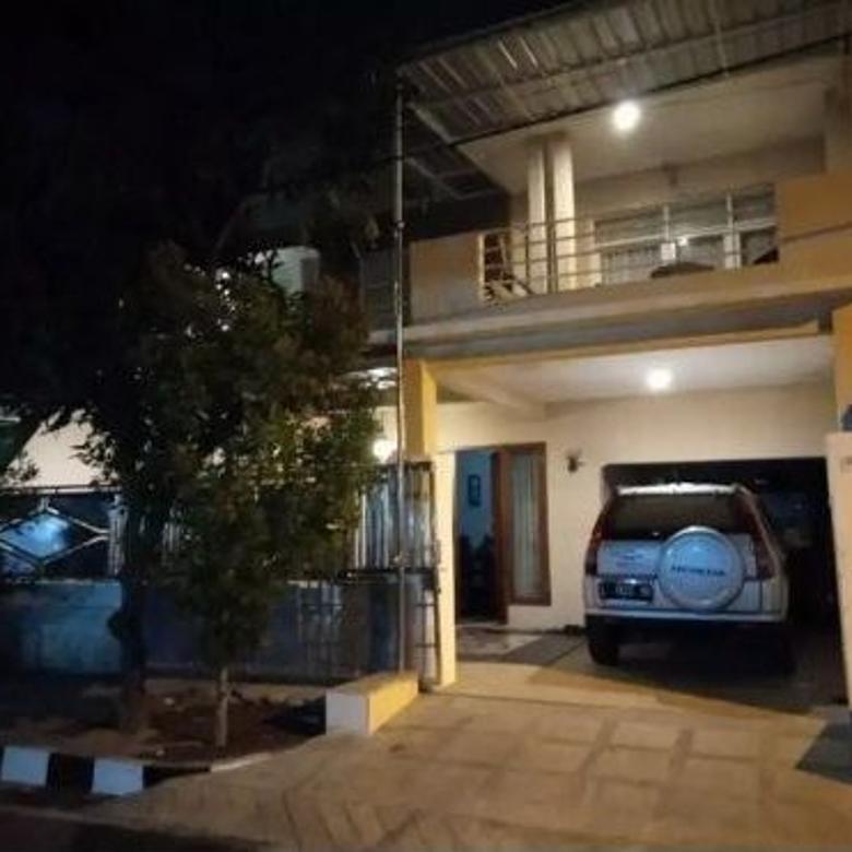 Rumah Rungkut Asri Terawat Row jalan lebar dekat Medokan