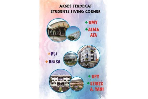 Rumah Kost 2 Lantai Jogja Murah Dekat Kampus UMY 15894486