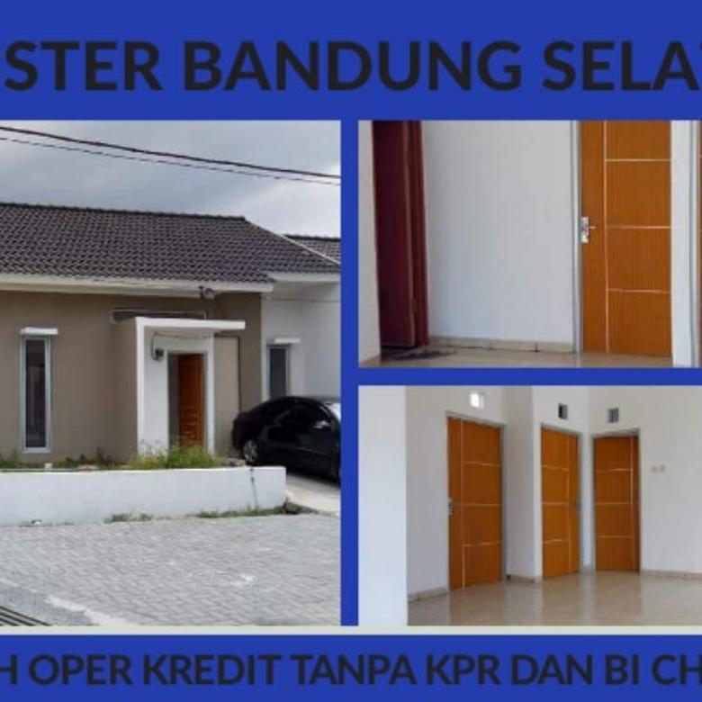 Rumah OperKredit (NEGO) Bandung Selatan, Tol Sabilulungan RSUD