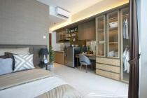 Roseville Apartment BSD City siap huni best investment