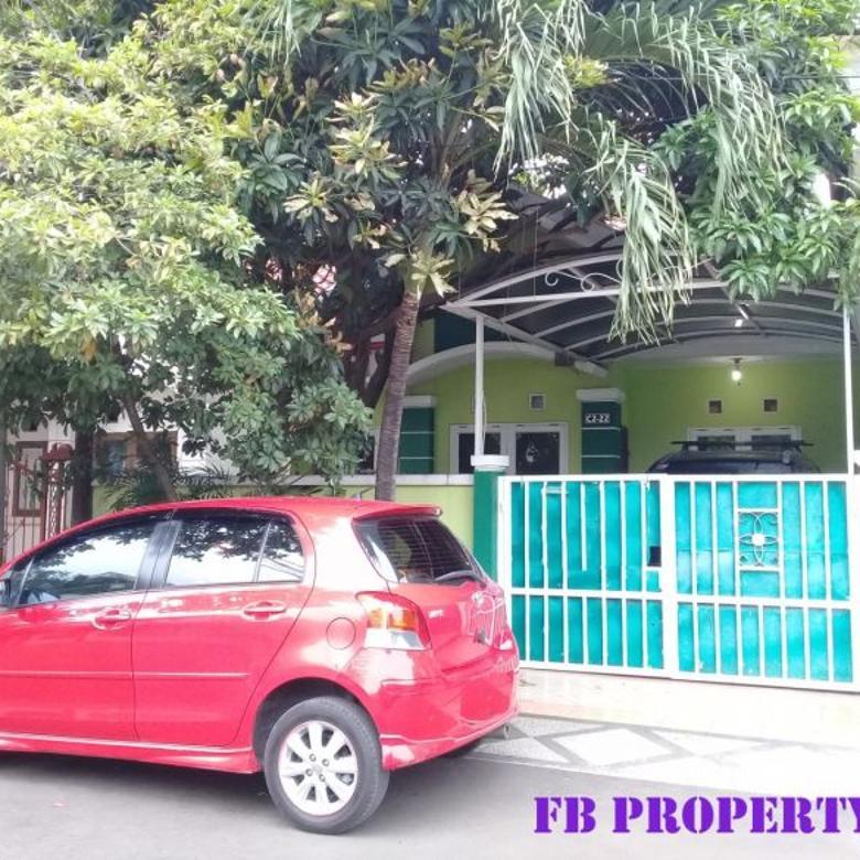 Rumah Sewaan Siap huni di Boulevard hijau Bekasi (AY)