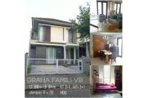 Rumah GRAHA FAMILY MINIMALIS ISTIMEWA SIAP HUNI FURNISH BANGUNAN PROVEST