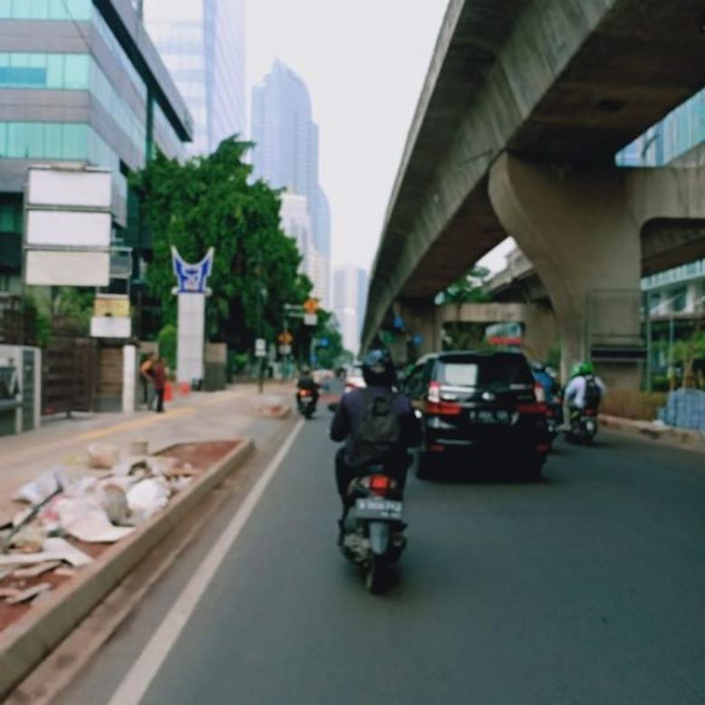 Tanah murah diSegitiga Emas dikuningan Jakarta Selatan