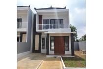 Rumah di Depok pinggir jalan raya dekat tol Cimanggis