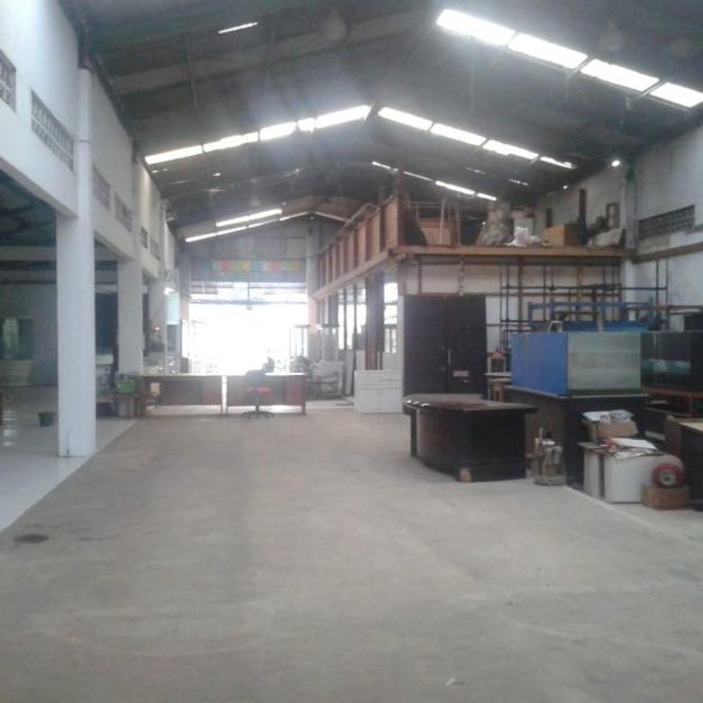 Dijual Gudang Siap Pakai di Cikunir, Bekasi