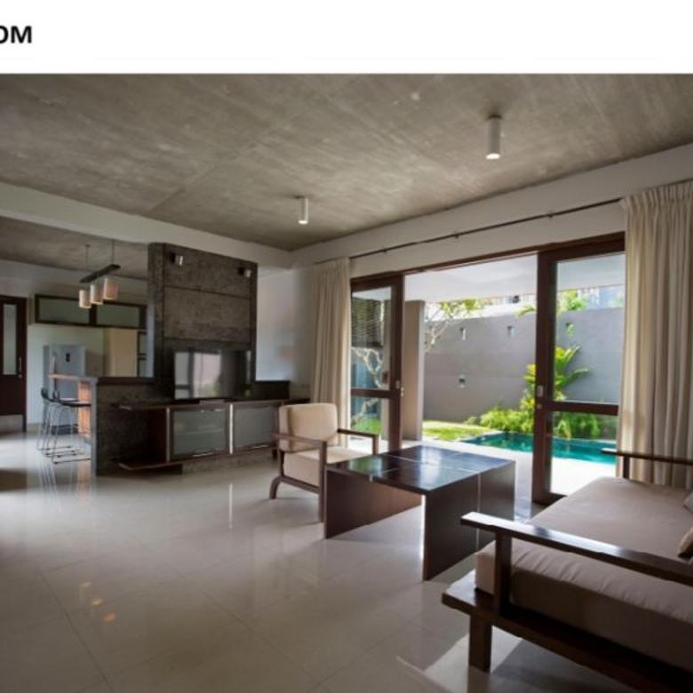 Rumah mewah design architec di Jimbaran