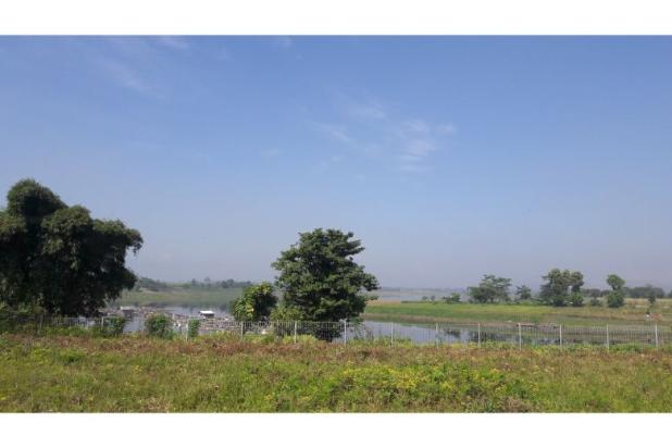 Tanah KBP view danau 11076607