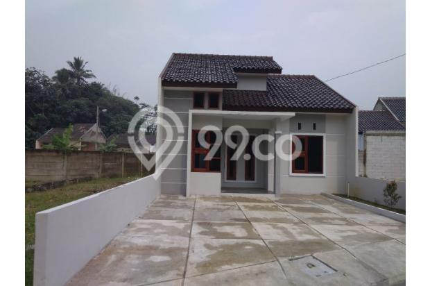 Luas Bangunan Rumah Zamzam Park Ciomas Bogor 18274248