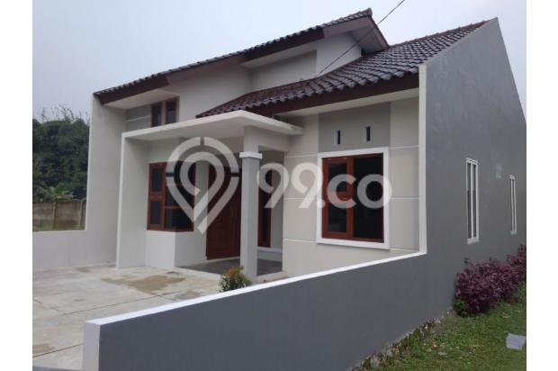 Luas Bangunan Rumah Zamzam Park Ciomas Bogor 18274250