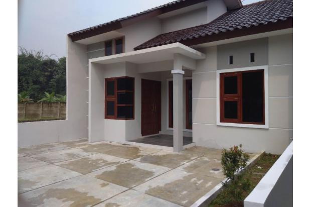 Luas Bangunan Rumah Zamzam Park Ciomas Bogor 18274249