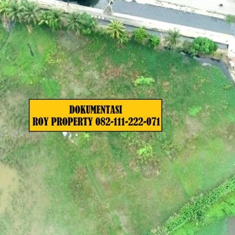 Tanah Cakung 1 Ha Inspeksi Pam Jakarta Timur Dkt Tol Cakung