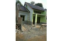 Dijual rumah baru minimalis  bintara jaya SHM IMB
