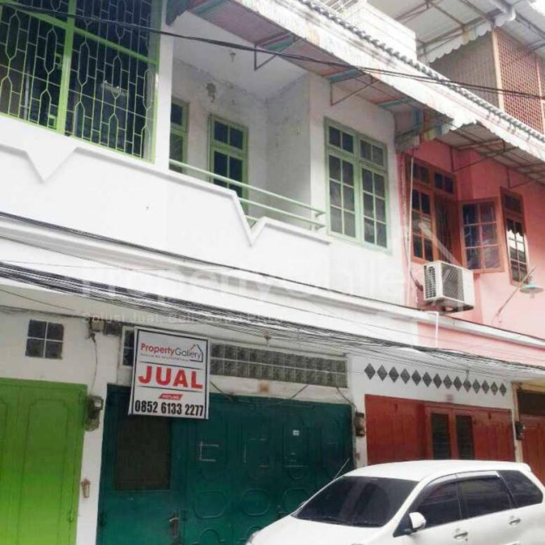 Ruko Komplek Citra Baru (Jalan BJ Hamid, Titi Kuning) Medan