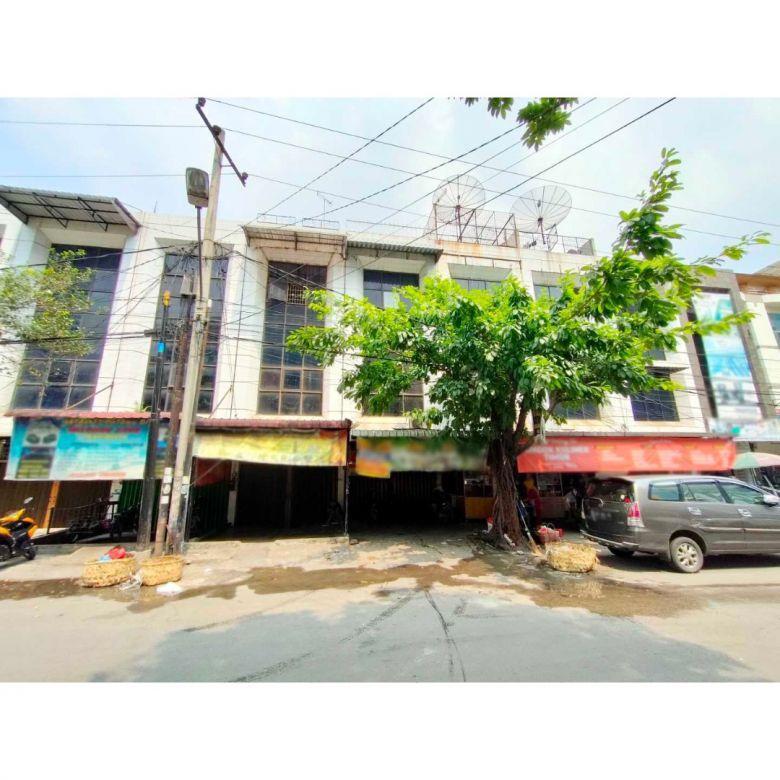 Ruko Jalan Timor (seberang Mall Centre Point) Medan