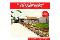 Miliki Segera Kavling Tanah Amoory View Jaminan Untung 30%
