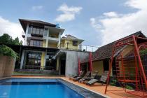 Disewa Villa Pakem Valley, Villa di Jogja yang cocok untuk keluarga besar