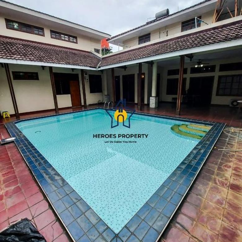 Pondok Indah Layak Huni Harga Mendekati NJOP 2020