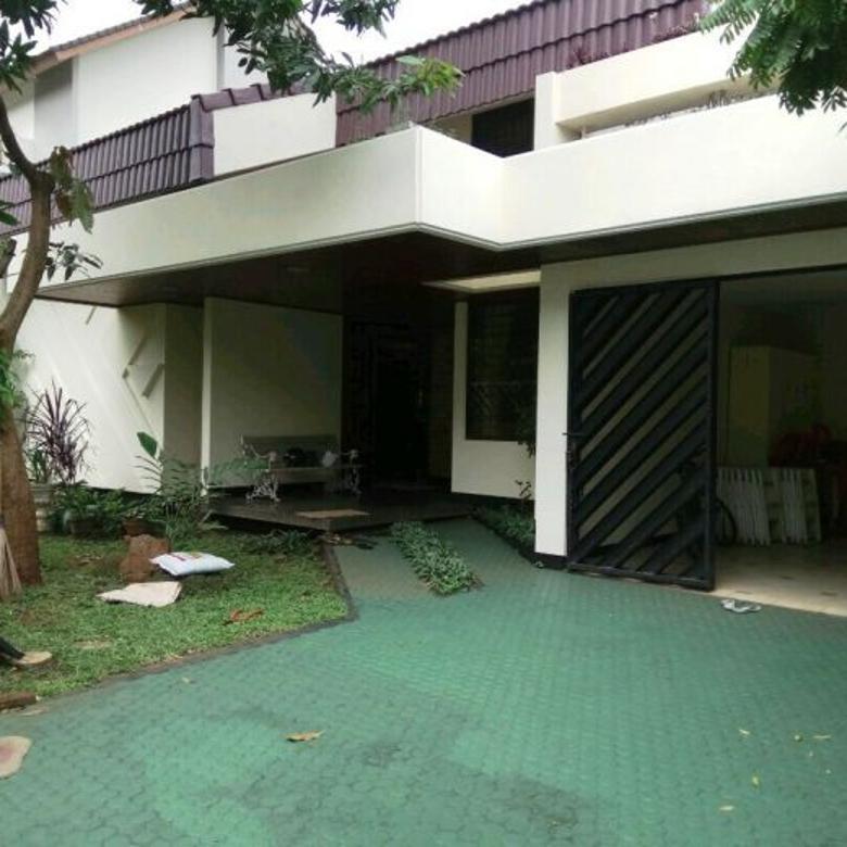 Dijual Rumah Di Cipete Nyaman Dan Tenang Jakarta Selatan