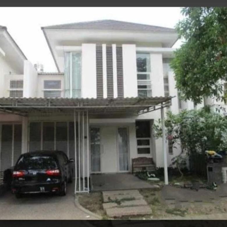 Rumah siap huni di Eastcoast Park Pakuwon City