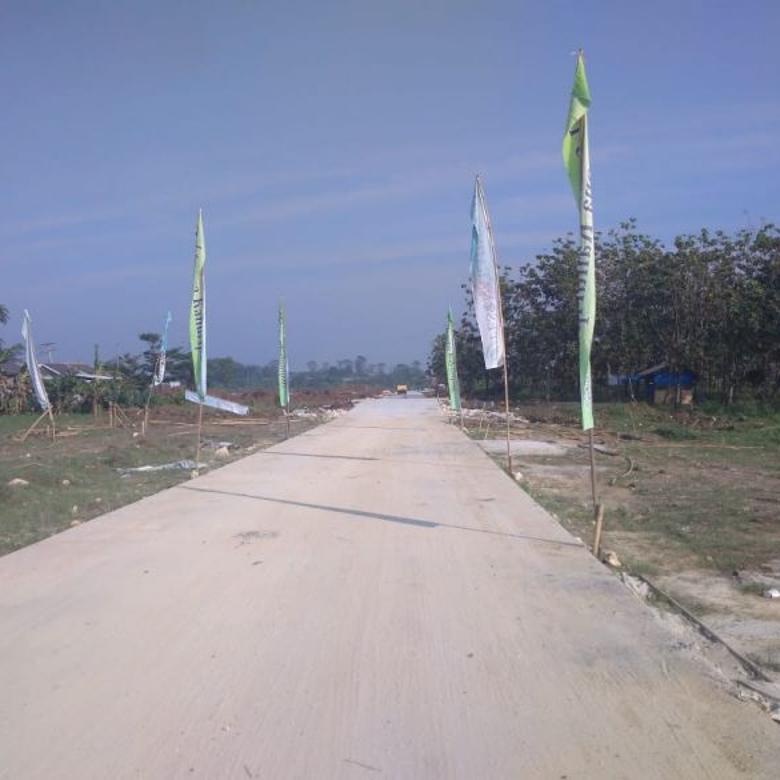 Rumah Subsidi DOUBLE DINDING di Klapanunggal Kab.Bogor