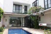 Kemang Timur, Rumah Mewah Fully Furnished Design Modern Minimalis