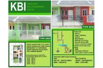 Dijual Rumah Murah No KPR Bebas Banjir SHM Kavling Bojongwaru Indah