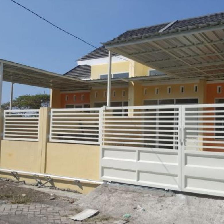 Dijual Rumah Baru Strategis Siap Huni Dekat Juanda Di Surabaya