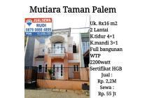Rumah bagus di Mutiara Taman Palem