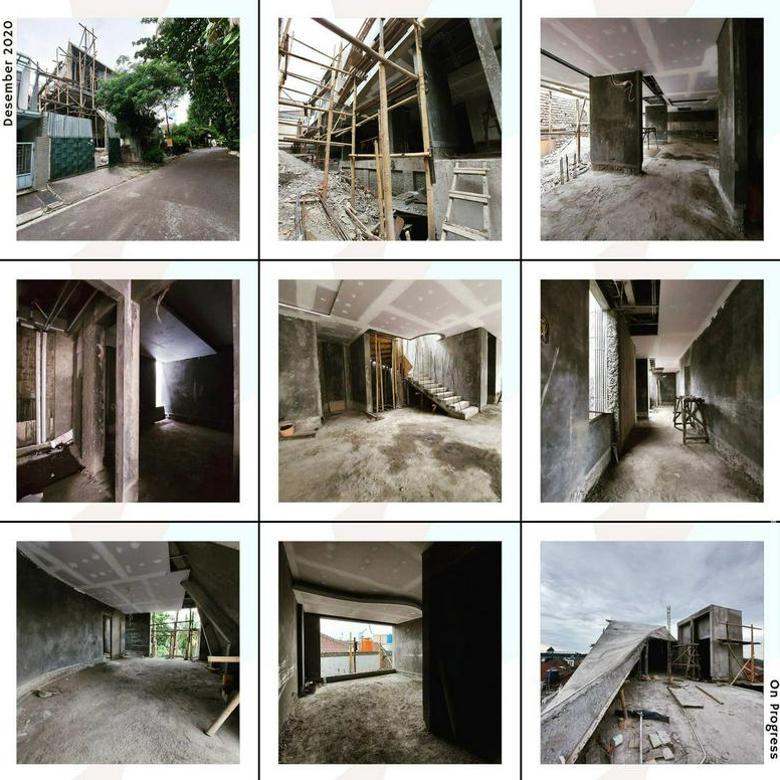 Rumah Pondok Indah Murah, Jl. Niaga Hijau, pondok indah Jakarta Selatan