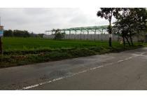 Tanah Sawah di Kawasan Industri cocok untuk Gudang & Pabrik