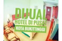 Hotel di pusat Kota Bukittinggi