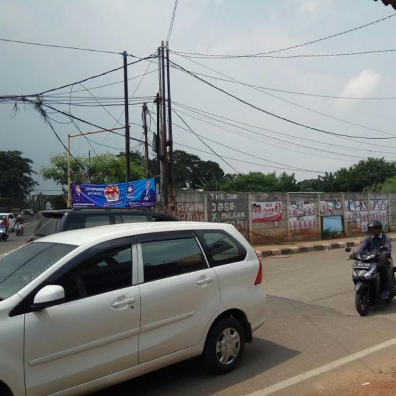 Dijual Tanah Strategis di Kalimalang Jakarta Timur