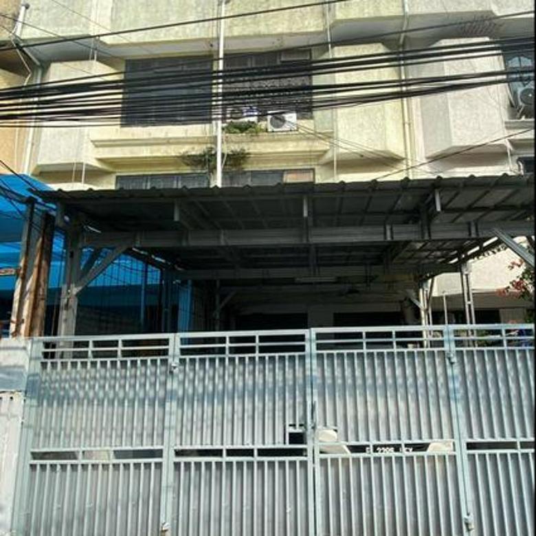 Ruko Cocok untuk Kost di Kebon Jeruk, Jakarta Barat
