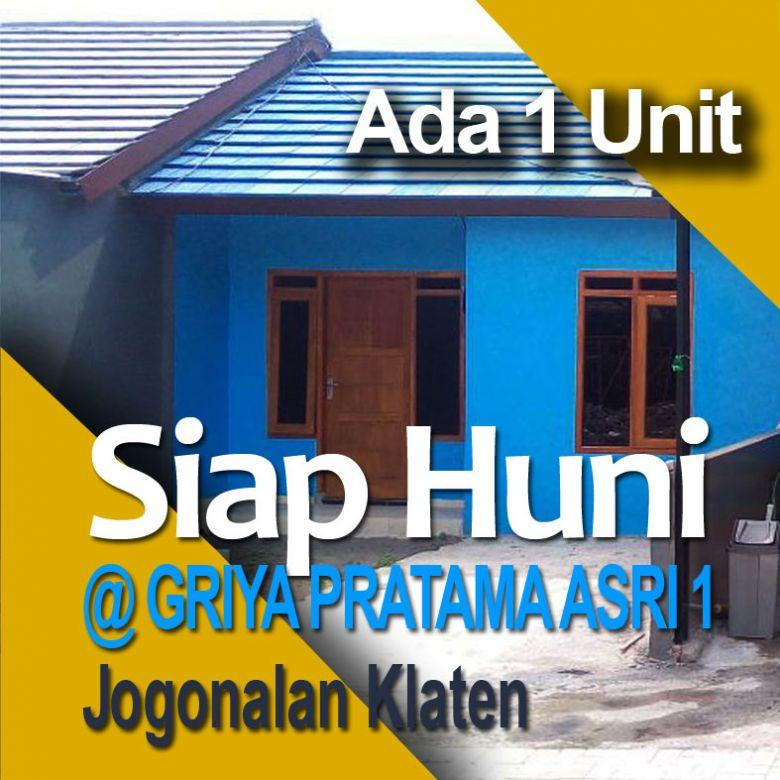 rumah siap huni Griya Pratama Asri 1 (tinggal 1 unit)